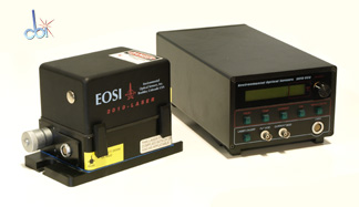 NEWPORT EOSI EXTERNAL CAVITY TUNABLE LASER