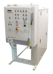 EDWARDS VACUUM CONTROL AND ENCLOSURE