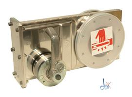 VAT MANUAL VACUUM VALVE ISO-F 100 MM