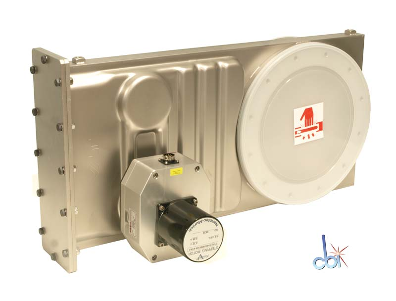 Vat Control Gate Vacuum Valve W Stepper Motor For Sale In