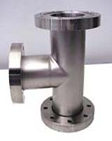 VACUUM FITTING, CONFLAT TEE