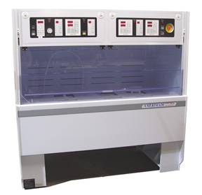 AMERIMADE ACID WET STATION/FUME HOOD
