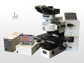 OLYMPUS RESEARCH MICROSCOPE