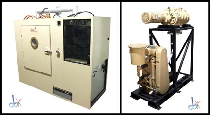 APS MARCH B SERIES-4 PLASMA TREATMENT SYSTEM.