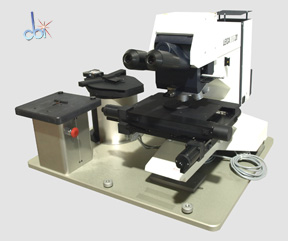 LEICA AUTOMATED WAFER INSPECTION MICROSCOPE