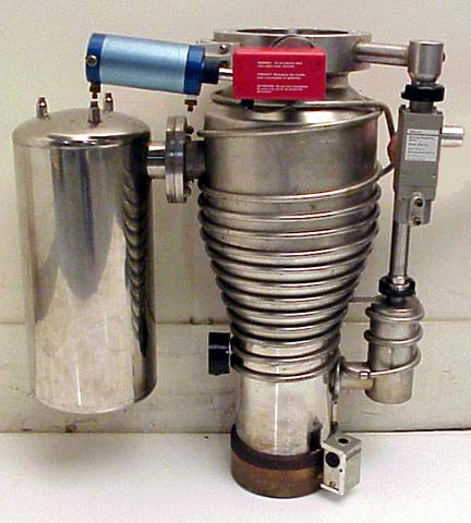 EDWARDS DIFFSTAK 160 CRYO-COOLED VACUUM PUMP