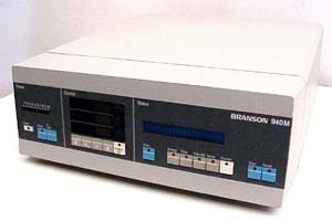 BRANSON ULTRASONIC POWER SUPPLY