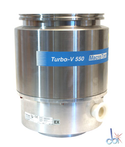 VARIAN TURBO PUMP 550 L/S