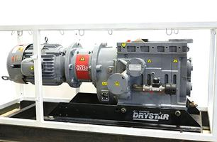 EDWARDS VACUUM DRY PUMP 233 CFM