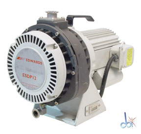EDWARDS DRY SCROLL PUMP 10.6 CFM