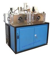 MILL LANE DUAL CHAMBER RESEARCH SPUTTERING SYSTEM