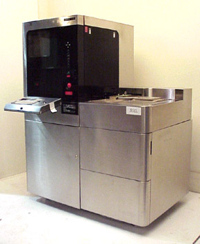KLA-TENCOR PATTERNED WAFER CONTAMINATION ANALYZER
