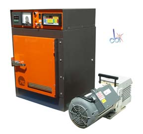 YIELD ENGINEERING VACUUM / BAKE OVEN 160ºC