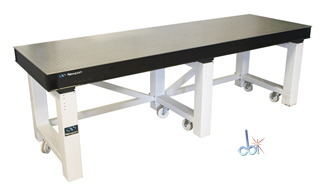 NEWPORT OPTICAL TABLE