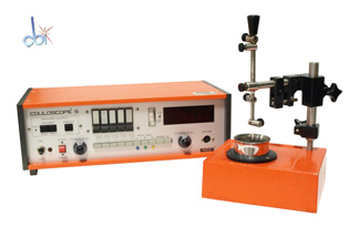 FISCHER COULOMETRIC COATING THICKNESS TESTER