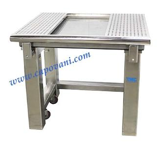 "TMC CLEANROOM VIBRATION ISOLATION TABLE 35"" X 30"""