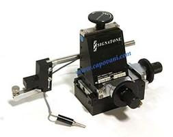 SIGNATONE MICROPOSITIONER, VACUUM BASE