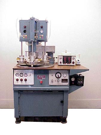 STRASBAUGH SINGLE SIDED LAPPING MACHINE