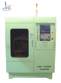KURODA PRECISION INDUSTRIES SUPER POLISHING MACHINE