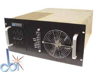 KAISER SYSTEMS HIGH VOLTAGE POWER SUPPLY, 160 kV