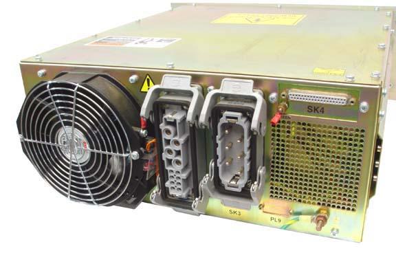 Hitek Power Systems Ol8000 803 10 High Voltage Power Supply