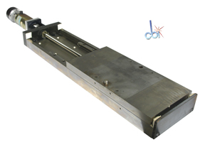 MOTORIZED LINEAR STAGE, 9.25""