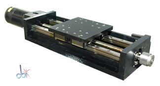 "PARKER DAEDAL LINEAR STAGE, 12"" TRAVEL"