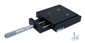 "PARKER DAEDAL LINEAR STAGE, 2"" TRAVEL"