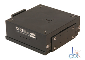 "DESIGN COMPONENTS INC LINEAR STAGE, 2"" TRAVEL"