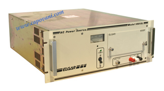 ELGAR AC POWER SOURCE