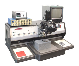 WEST-BOND AUTOMATIC WEDGE BONDER