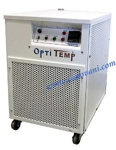 OPTI TEMP INC. AIR COOLED CHILLER, 1340 WATT
