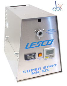 LESCO UV HIGH INTENSITY SPOT CURING SYSTEM