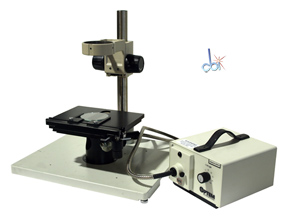 OLYMPUS MICROSCOPE STAND
