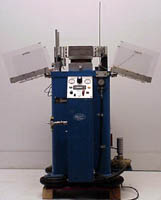 M/RAD PNEUMATIC SHOCK MACHINE, MAX PAYLOAD 50 LB