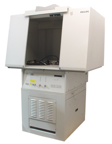 PHILIPS HIGH RESOLUTION X-RAY DIFFRACTOMETER