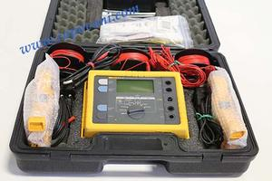 FLUKE ADVANCED GEO EARTH GROUND TESTER