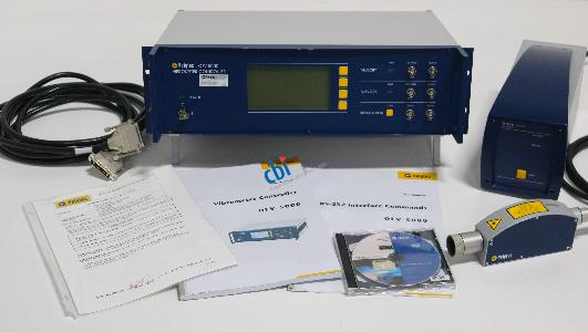 POLYTEC LASER VIBROMETER UP TO 2.5MHZ