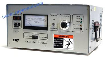 ENI POWER SYSTEMS RF GENERATOR 1250W, 13.56 MHZ